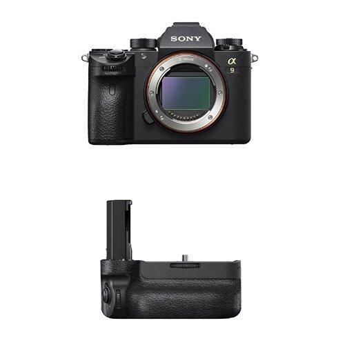 Sony a9 Full Frame Mirrorless Interchangeable-Lens Camera w/ Grip
