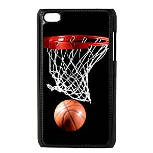 Fggcc Basketball Pattern Cover Case for Ipod Touch 4,Basketball Ipod Touch 4 Case (pattern 12)