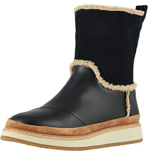 TOMS Women's Makenna Boots, Size: