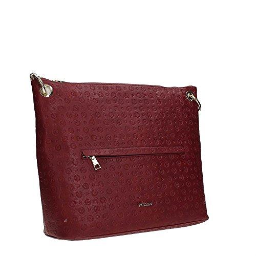 Pollini TE8417PP04Q21 Bolso Shopper Mujer Red