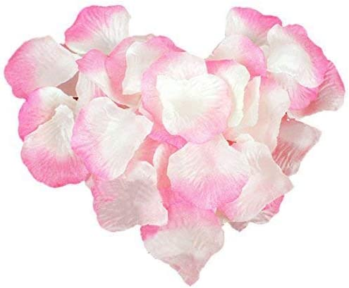 1000 Pieces Rose Petals Wedding Party Flower Confetti Decoration