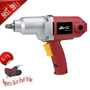 1 2 inch power electric impact wrench reversible with 230 ft lbs of torque. Black Bedroom Furniture Sets. Home Design Ideas