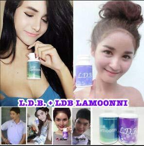 LDB+LAMOONNI is a popular female hormone supplement Testosterone Blocker ladyboy shemale Sex Change 30Tablets./box