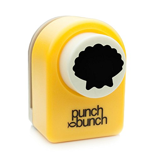 Punch Bunch Medium Punch, - Sea Shell Shapes