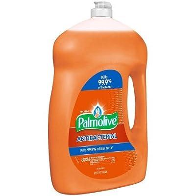Palmolive Ultra Antibacterial Orange Dishwashing Liquid, 68.5 Fl Oz