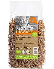 Girolomoni Organic Whole Meal Spelt Fusilli Pasta, 500g