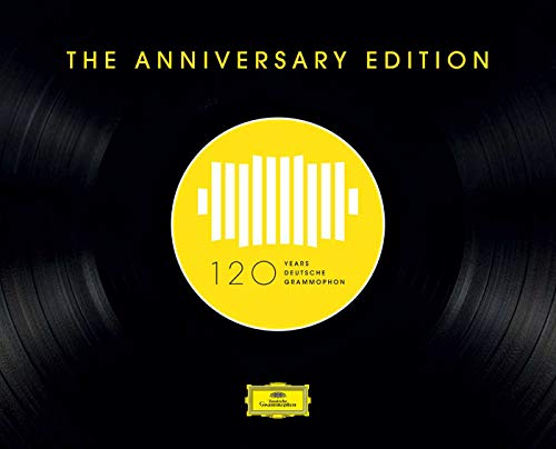 120 Years of Deutsche Grammophon - The Anniversary Edition [121 CD/Blu-ray Audio] ()