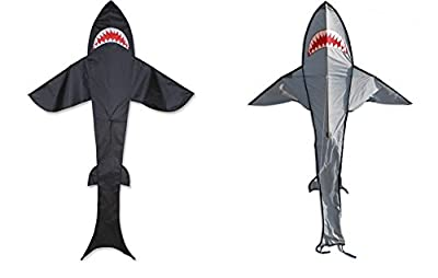 Premier Kites Easy Flyer Shark Kite with String