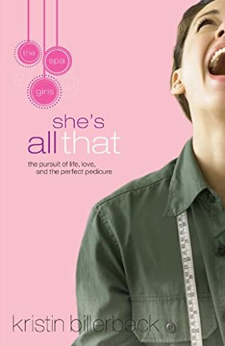 book cover of She\'s All That