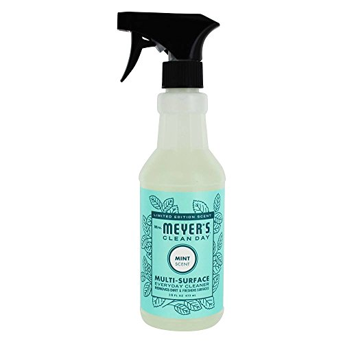 Mrs. Meyer's - Clean Day Multi-Surface Everyday Cleaner Mint - 16 fl. oz.