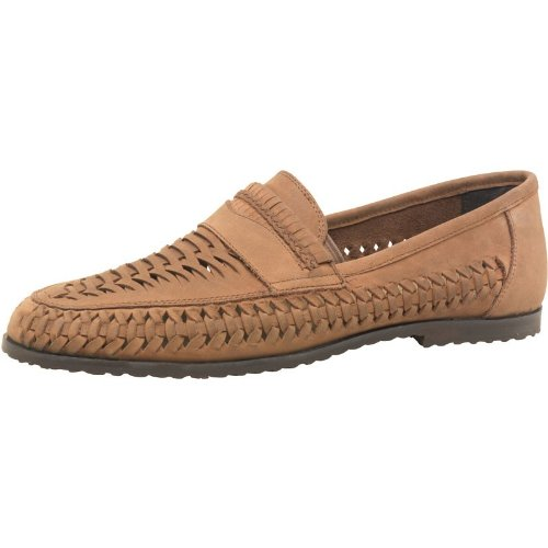 Worldwide Clothing - Mocasines para hombre, color marrón, talla 41.5: Amazon.es: Zapatos y complementos
