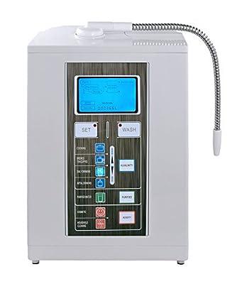Air Water Life Aqua-Ionizer Deluxe 7.0 Alkaline Water Ionizer and Alkaline Water Machine