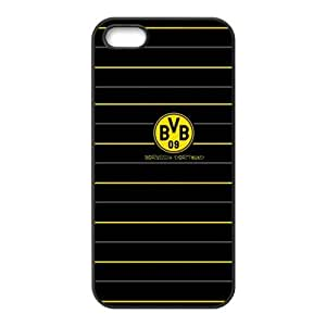 BVB Borussia Dortmund Cell Phone Case for iPhone 5S by Maris's Diary