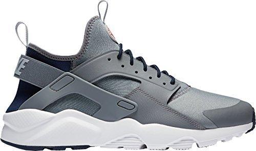 best value fe39b ce9e0 Galleon - NIKE Mens Air Huarache Run Ultra Shoes (13, Cool Grey Wolf Grey-M)