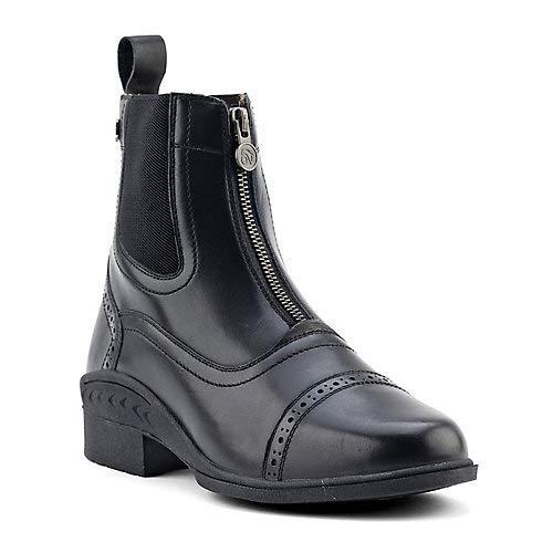 Ovation Ladies Tuscany Zip Paddock 9 Black