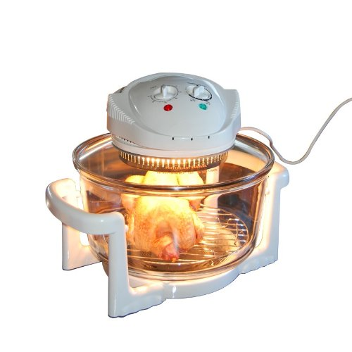 Horno halógeno, Flavorwave Oven Turbo 1300 Watts: Amazon.es: Hogar