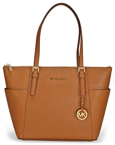 MICHAEL Michael Kors Women's Jet Set Item East/West Trapeze Tote-Luggage, One Size