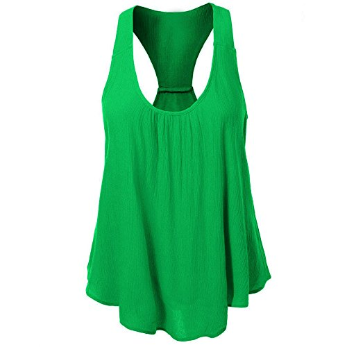 Cami Gathered - Women Plus Size S 5XL Long Sleeve T Shirt Women O Neck Ruched Gathered Top Cami O Neck Green