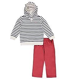 Carter\'s Girls 2 Pc Playwear Sets 249g386, Stripe, 2T Toddler