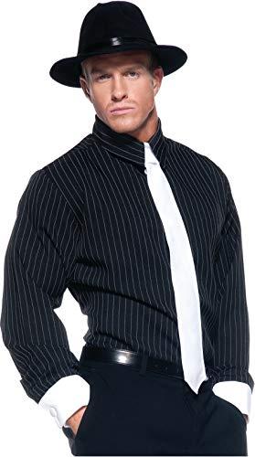 Men's Mobster Costume - Striped -