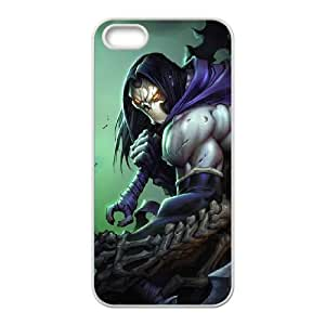 Darksiders iPhone 5 5s Cell Phone Case White 8You004302