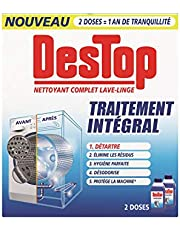 Destop Wasmachinereiniger Integrale Behandeling - 2 x 250 ml
