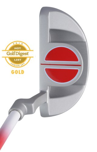 Paragon Rising Star Kids Junior Putter Ages 3-5 Red/Right-Hand