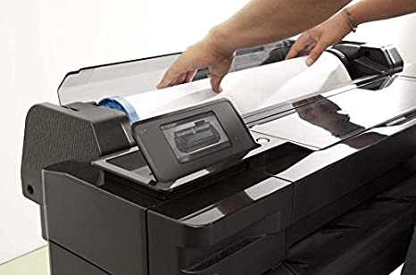 HP Designjet T520 - Impresora de gran formato (9.3 m/p, 16.3 m/p, 2400 x 1200 DPI, HP-GL/2, HP-RTL, PCL 3, Negro, Cian, Magenta, Amarillo, A1 (594 x 841 mm)): Amazon.es: Informática