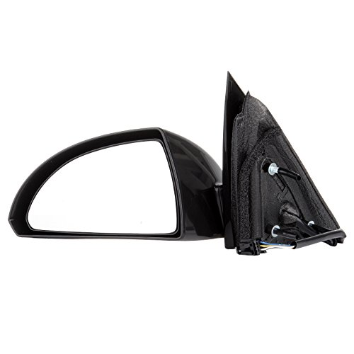 SCITOO Door Mirrors, for Chevy Exterior Accessories Mirrors for Chevy 06-13 Impalan with Power Non-Folding (Driver Side)