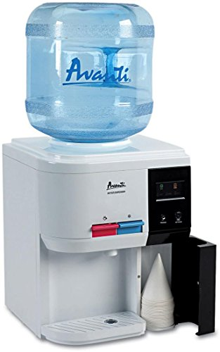 Avanti Thermoelectric Water Cooler Table Top 15.25 '' H X 12 '' W X 12.75 '' D by Avanti