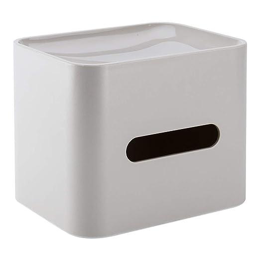 Bandeja de comida Caja De Pañuelos Multifunción Caja De ...