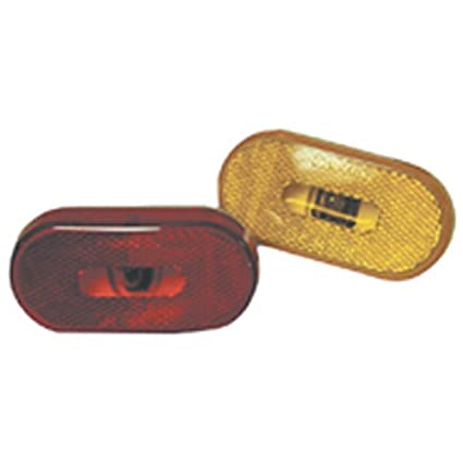 Fasteners Unlimited 89-121A Amber Replacement Lens for Command Classic Light