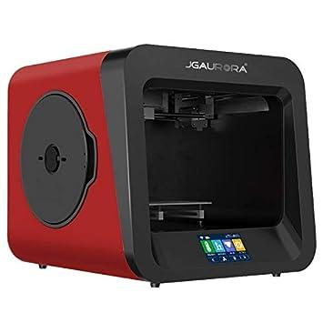 Wewoo Impresora 3D Mesa Alta Precisión Placa metálico + Inyección ...
