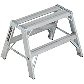 Werner Tw372 30 300 Pound Duty Rating Aluminum Twin