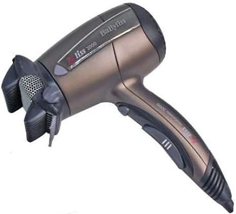 BaByliss 5720E Sèche cheveux 2000w pro 2 vitesses 3 ttes