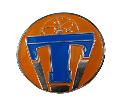Oem Men's Tomorrowland Brooch Pin One Size (Riddick Halloween Costumes)