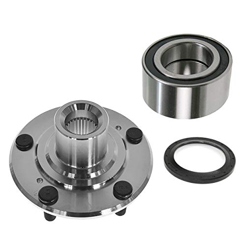 - DTA D930650+NT513058 Front Wheel Hub Wheel Bearing Kit Left or Right Fits 2002-2005 Kia Sedona With Seal