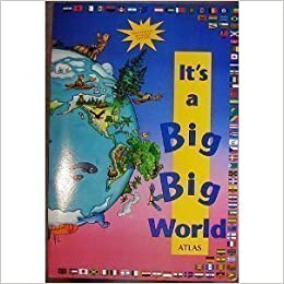 Its a big big world brierly 9782894290071 amazon books gumiabroncs Images