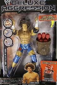 WWE Deluxe Aggression Series 7 Carlito Cool by WWE