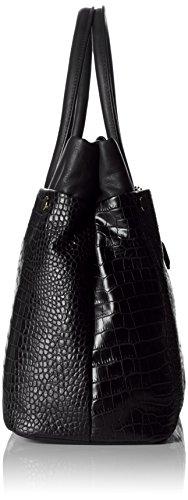 Bolso De Clarks Mano black Negro Mujer Croc Way Maddington 6B6fTWpEc7