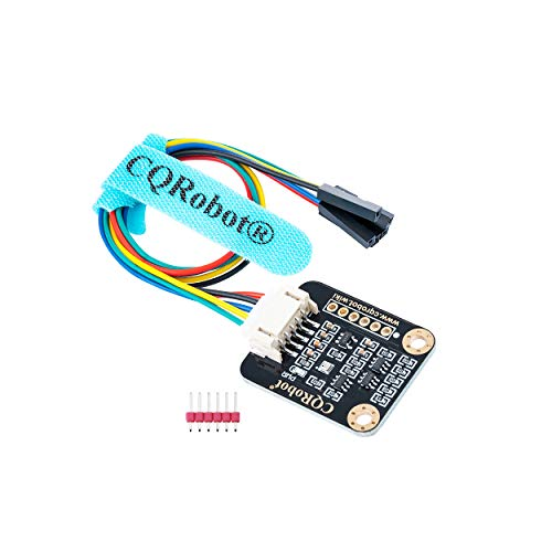 CQRobot Barometric Pressure Sensor Compatible with Raspberry Pi/Arduino/STM32. Built-in BMP388