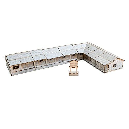 crafts-bates-motel-model-kit-raw-wood-39x24x6in