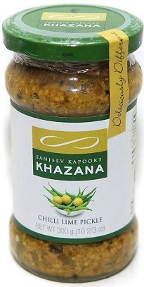 Amazon sanjeev kapoors khazana chili lime pickle 300g sanjeev kapoors khazana chili lime pickle 300g forumfinder Image collections
