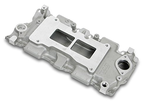Weiand 6110Win 142 Pro-Street Supercharger Intake Manifold Satin