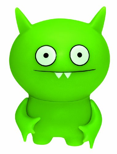 UglyDoll Series 2 Poe Green Action Figure (Action Uglydoll Figures Series)