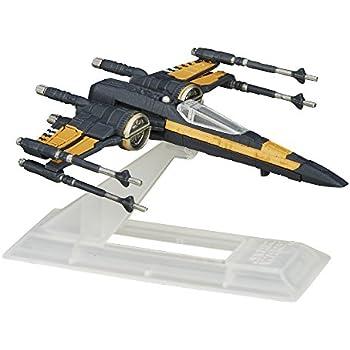 Star Wars: The Force Awakens Black Series Titanium Poe Dameron's X-Wing