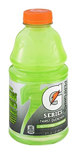 Gatorade Cucumber Lime 32 -