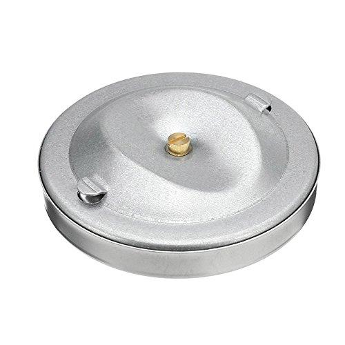 Espeedy Cadran de thermom/ètre /à clip pour tuyau 63/mm 0 120/en m/étal avec ressort