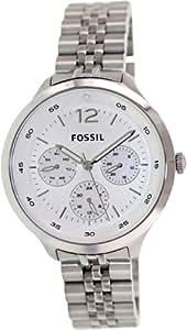 Fossil Editor Stainless Steel Multifunction Ladies Watch ES3247