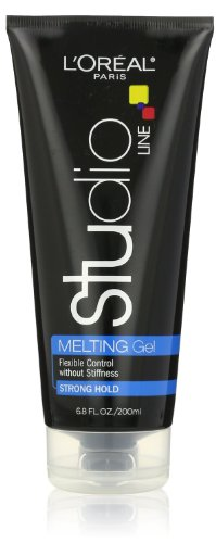 L'Oreal Paris Studio Line Melting Gel, Strong Hold, 6.8 Fluid Ounce (Pack of ()